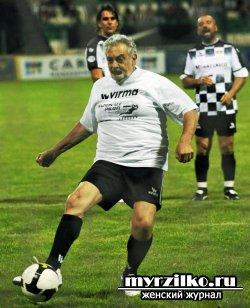 Пласидо Доминго и футбол