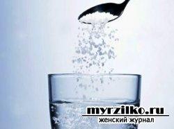 Полоскание горла в лечении простудных заболеваний