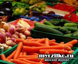 Овощи: вопросы и ответы