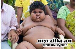 Как помочь маленьким толстякам