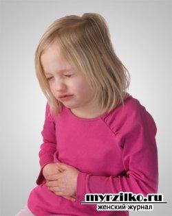 Помощь ребенку при отравлении