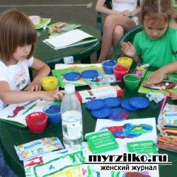 Лучшие занятия во время детских встреч