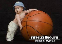 Развиваем в детях тягу к спорту