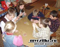Тонкости при рукоделии с ребенком