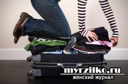 Какие вещи взять в поездку с ребенком