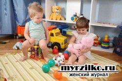 У каждой игрушки должно быть свое место - приучаем ребенка