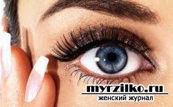 Новейший способ сделать выразительные глаза – химическая завивка ресниц.