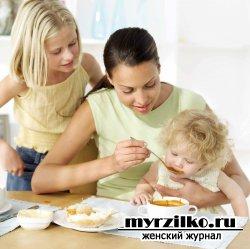 Правила введения прикорма