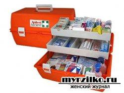 Обязательные предметы для домашней аптечки