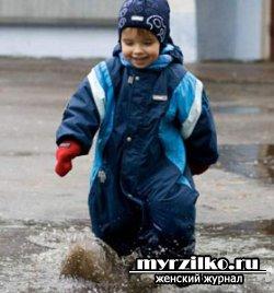 Чем занять ребенка в дождливую погоду