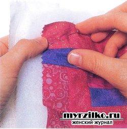 Подготовка к простегиванию – советы по шитью