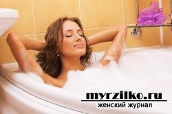 Такие расслабляющие ванны