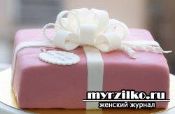 Готовим мастику для торта дома